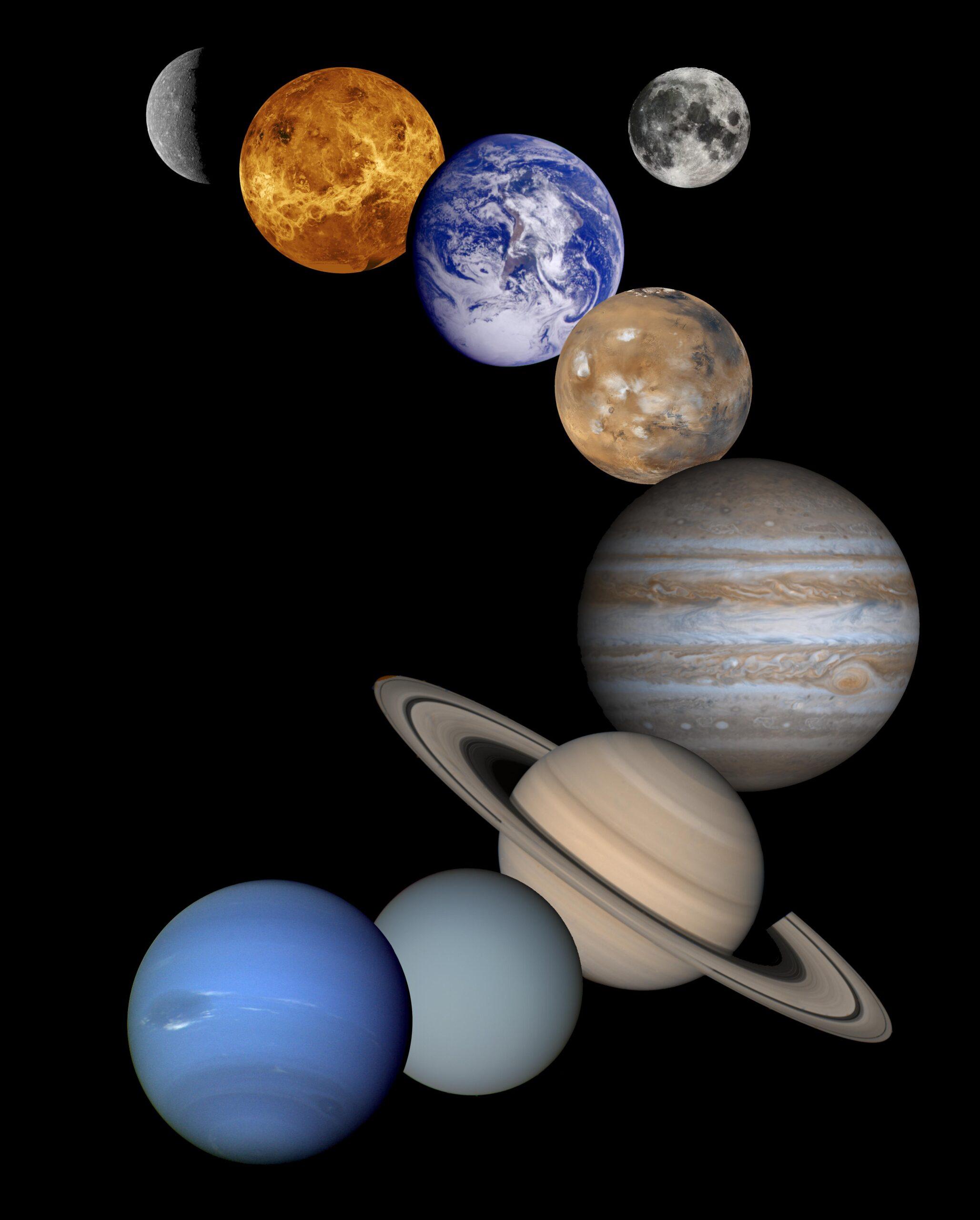 Menestra de planetas