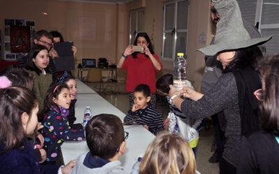 Menú infantil en Cuenca. ¿Magia o ciencia?