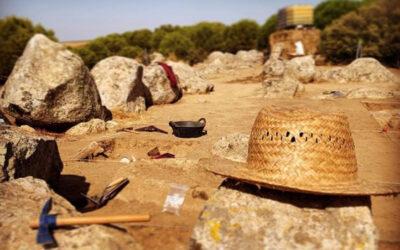 Equinoccio en Totanés. Entre piedras y estrellas.