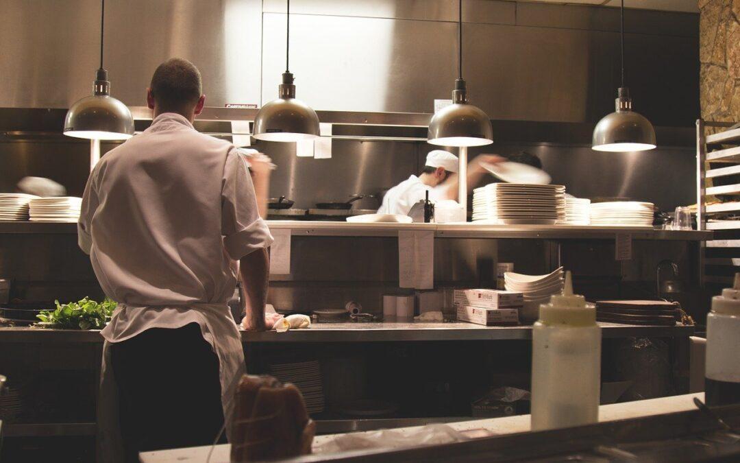Menús para grupos: ¿pesadilla en las cocinas?