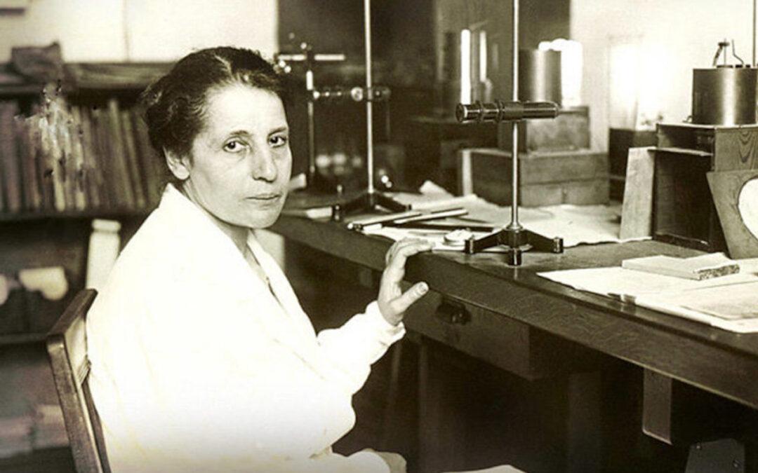 Lise Meitner y la fisión nuclear
