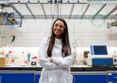 ¿Sueñan las niñas con ser científicas?