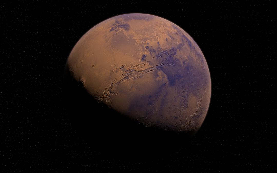 Marte el misterioso