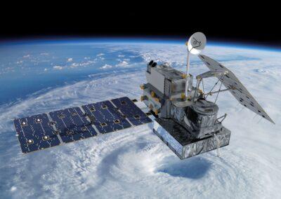 Los satélites, vigilantes de la Tierra