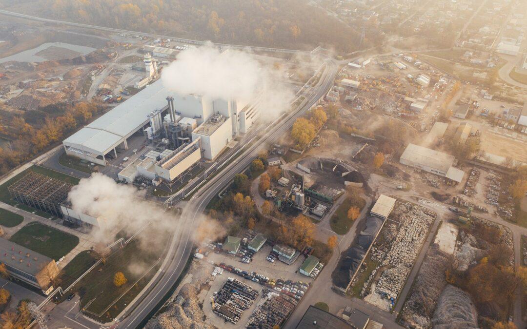 ¿Cómo nos afecta la contaminación atmosférica?